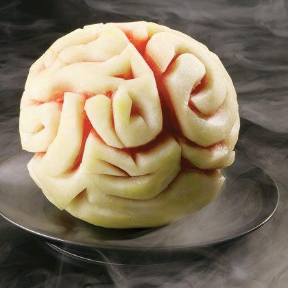 Melon Brain Recipe