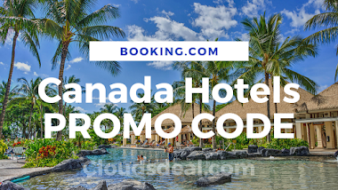 Booking.com Promo Code Canada (50% OFF)