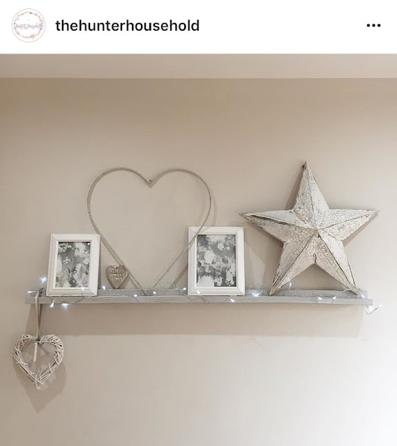 Styling a shelf
