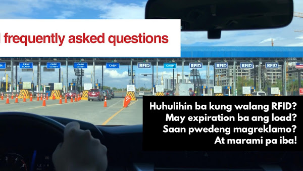 How to Apply for RFID STICKER for NLEX, SLEX, CAVITEX, CALAX, STAR Tollway, TPLEX and More!