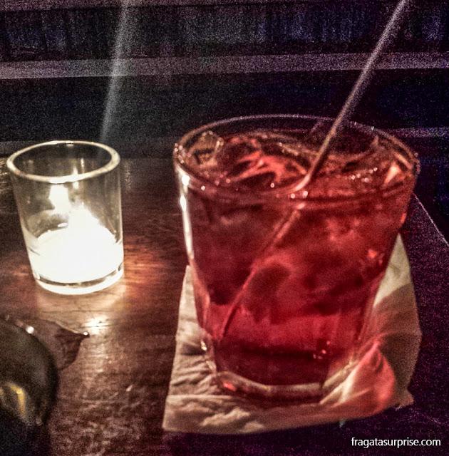 Pimm's, bebida típica do verão londrino