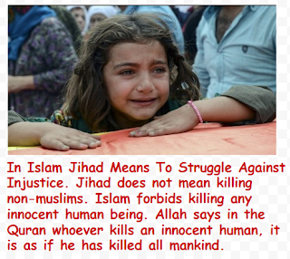 Quran is the book of peace and not war but still what the impression of Jihad is which a common non Muslim keeps in his mind now? This is very discouraging and certainly not what it really is