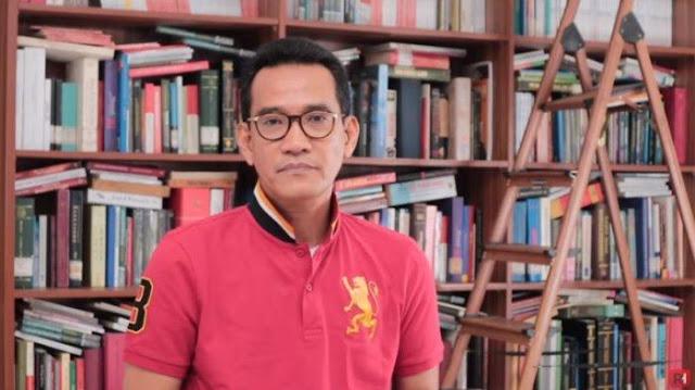 Refly Harun Minta Dua Terdakwa Penyerang Novel Dibebaskan, Ini Alasannya