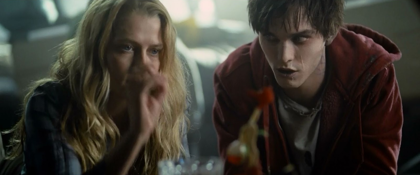 Warm Bodies Romanze
