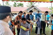 Bersama MPC Pemuda Pancasila, PT. Juya Aceh Mining Santuni Anak Yatim