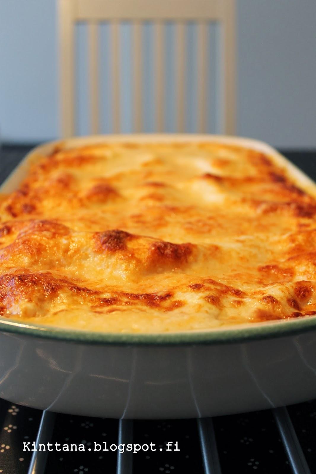 Lasagne Tuorepastasta