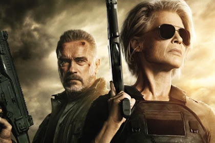 Download & Streaming Movies Terminator: Dark Fate (2019) Free