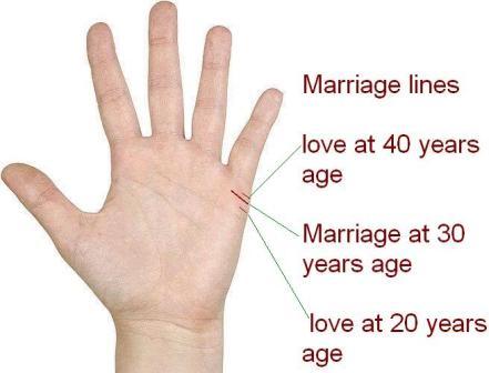 Membaca Garis Tangan(MerriageLine)