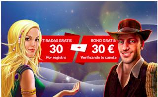 starvegas bono bienvenida 30 euros gratis