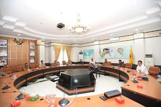 Peletakan Batu Pertama Pembangunan Gedung Kantor Perwakilan Badan Intelijen Negara (BIN) Daerah Kaltara - Tarakan Info