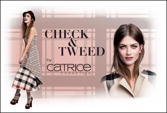 """CATRICE """"Check & Tweed"""" ( edycja limitowana )"""