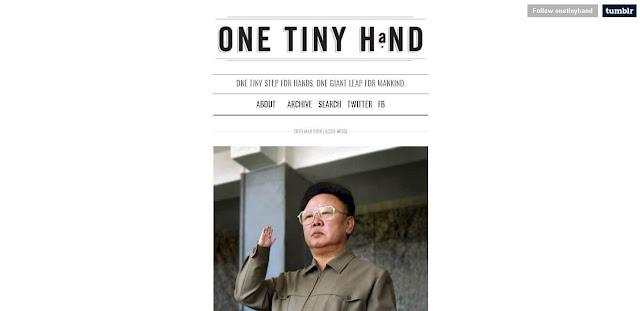 One Tiny Hand - fun websites