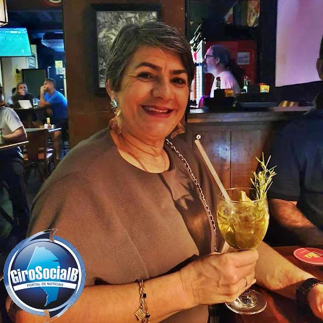 Primeiro  de Julho, dia de  se brindar a vida e comemorar  o aniversario de Dilma Azevedo