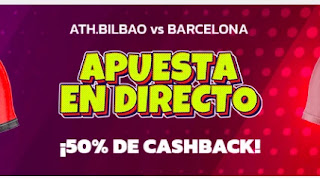 Mondobets promo Athletic  vs Barcelona 21-8-21