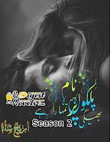 Bheegi Palkon Par Naam Tumhara Hai (Season 2 Novel) By Areej Shah