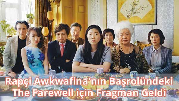 The Farewell Fragman İzle