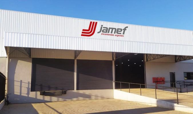 Jamef acaba de inaugurar mais uma nova filial, agora em Maringá (PR)