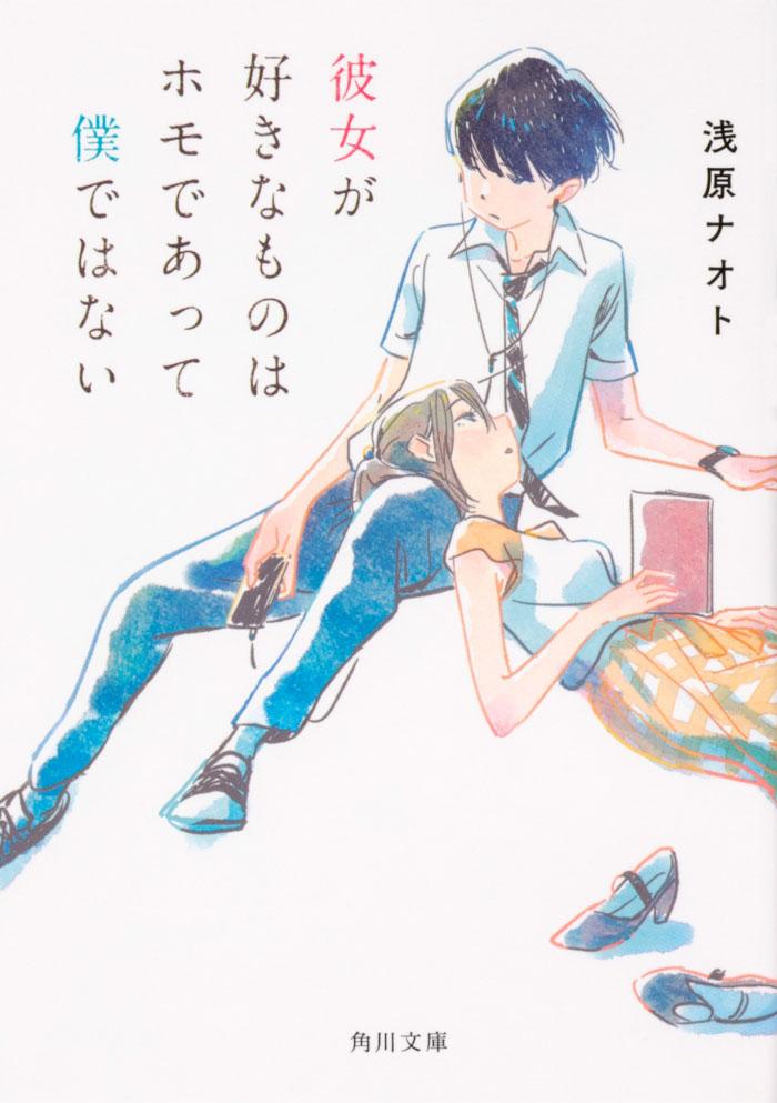 She Likes Homo Not Me (Kanojo ga Sukina Mono wa Homo de Atte Boku dewa Nai) novela