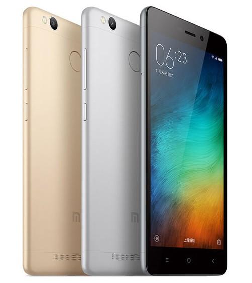 Spesifikasi Redmi 3S Dari Xiaomi