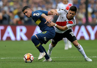 Watch River Plate vs Boca Juniors live Stream Today 09/12/2018 online Copa Libertadores