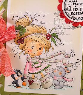 Heather's Hobbie Haven - Winter Friends Card Kit