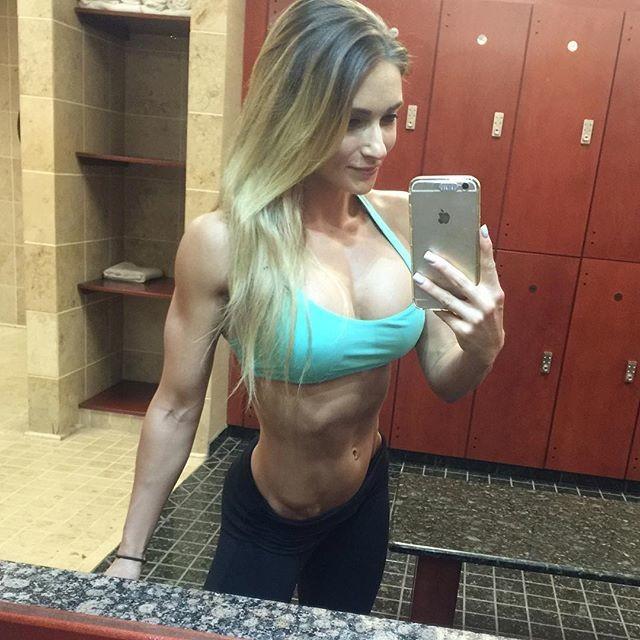 Fitness Model Alyssa Germeroth