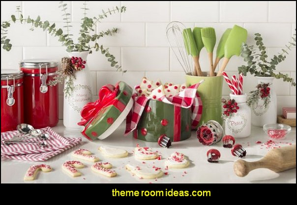 housewarming gift ready to ship festive decor housewarming hostess gifts under 20 Small candy canes table runner teacher gift