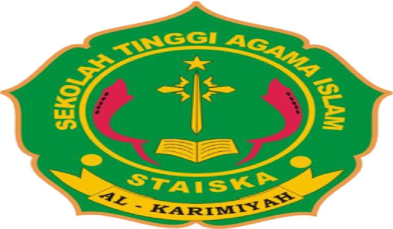 PENERIMAAN MAHASISWA BARU (STAISKA) 2018-2019 SEKOLAH TINGGI AGAMA ISLAM AL-KARIMIYAH