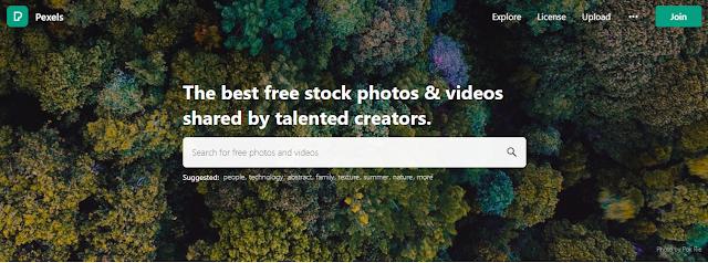 افضل مواقع تحميل الصور المجانية للتصمميم بدقة عالية