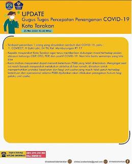 Press Release COVID-19 Tarakan 24 Mei 2020 - Tarakan Info