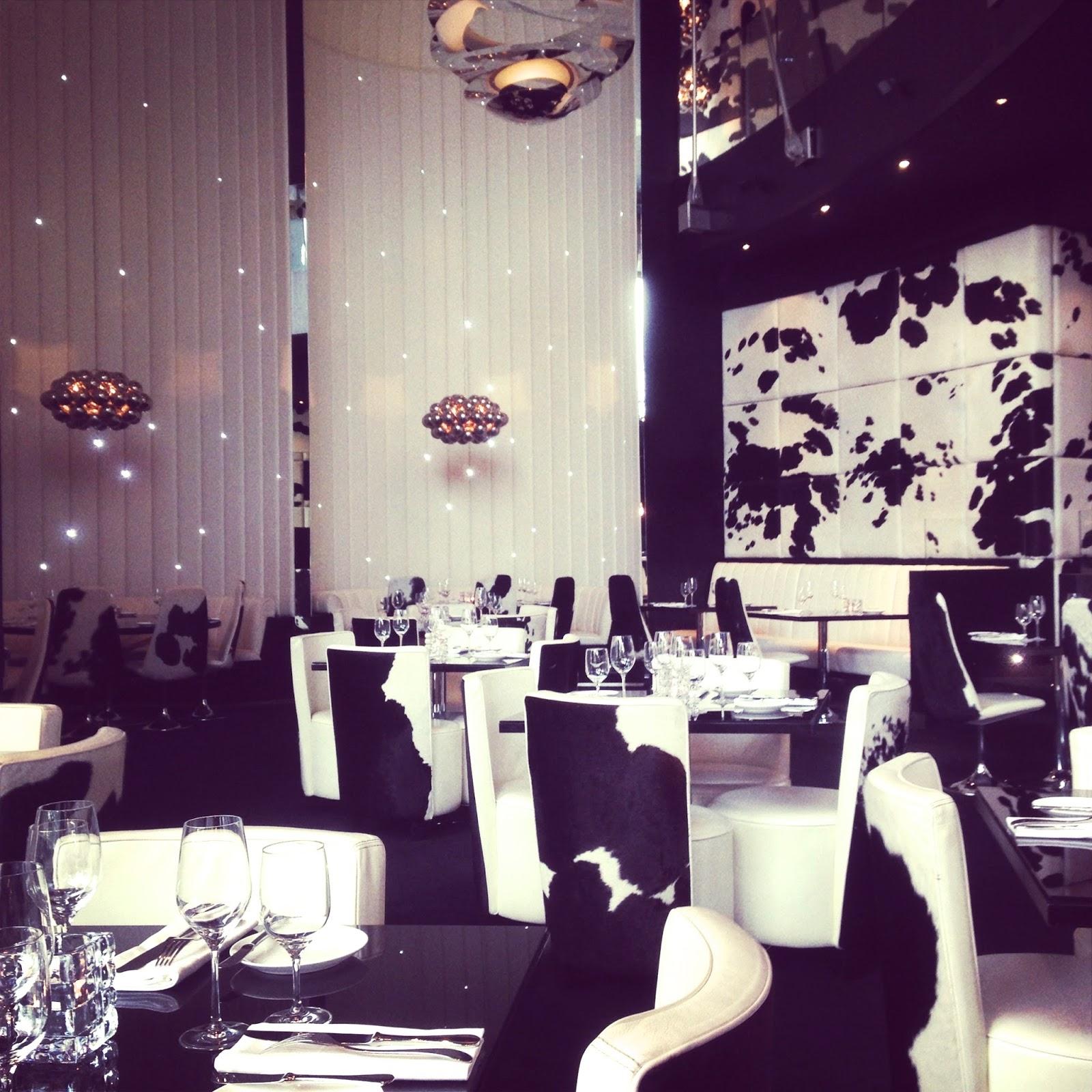 Gaucho restaurant DIFC Dubai
