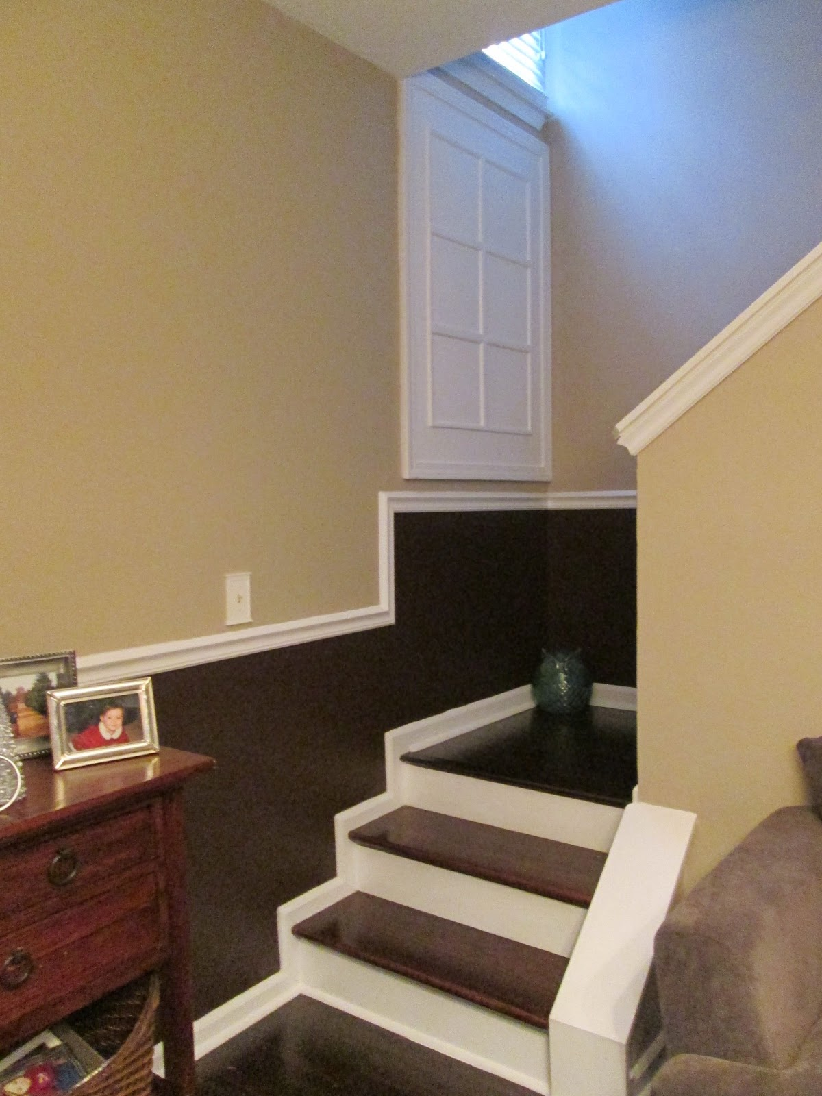 Stair Case Make Over