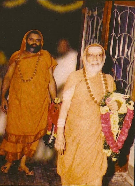 Sri swami bharathi teertha.