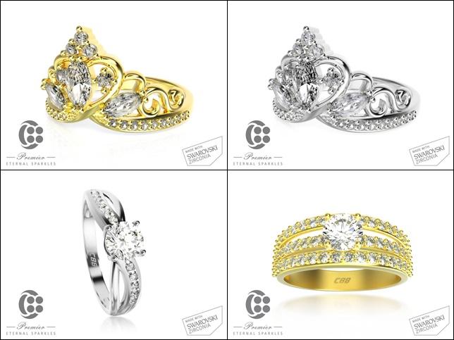 C88 Premier Jewelry and Swarovski Gemstones