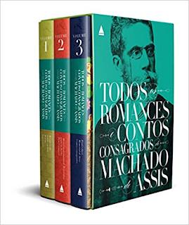 Todas as obras de Machado de Assis