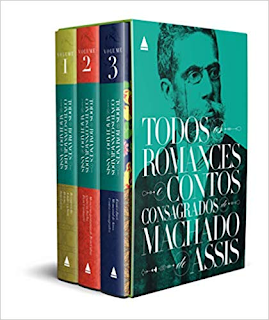 Todas as Obras de Machado de Assis