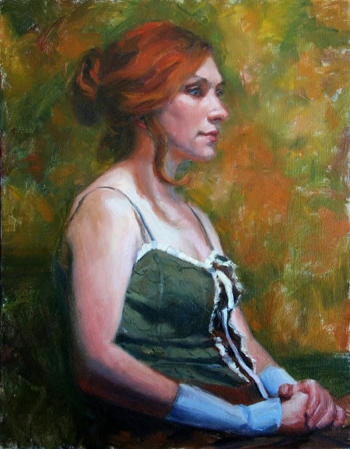Портреты и пейзажи. Cynthia Hamilton