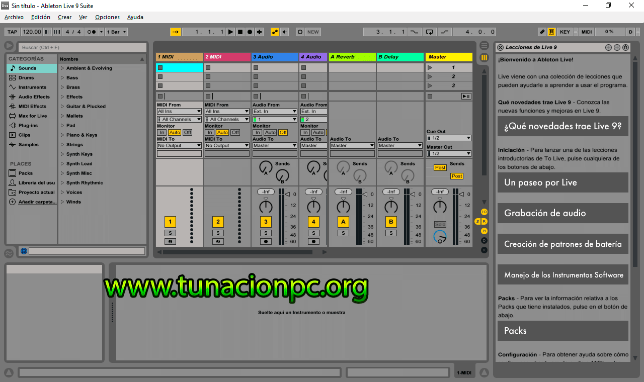 Ableton Live Suite