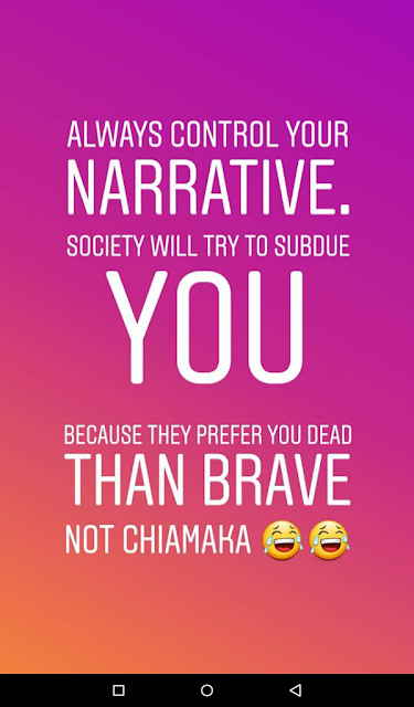 Update: Tourism blogger, Chiamaka Obuekwe goes on posting spree, threatens to share evidence of her husband