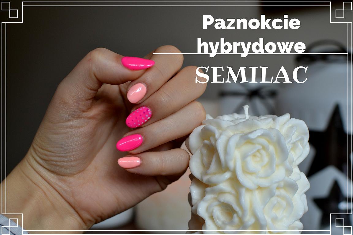 Wiosenne Zdobienie Hybrydowe Semilac Bette Fashion