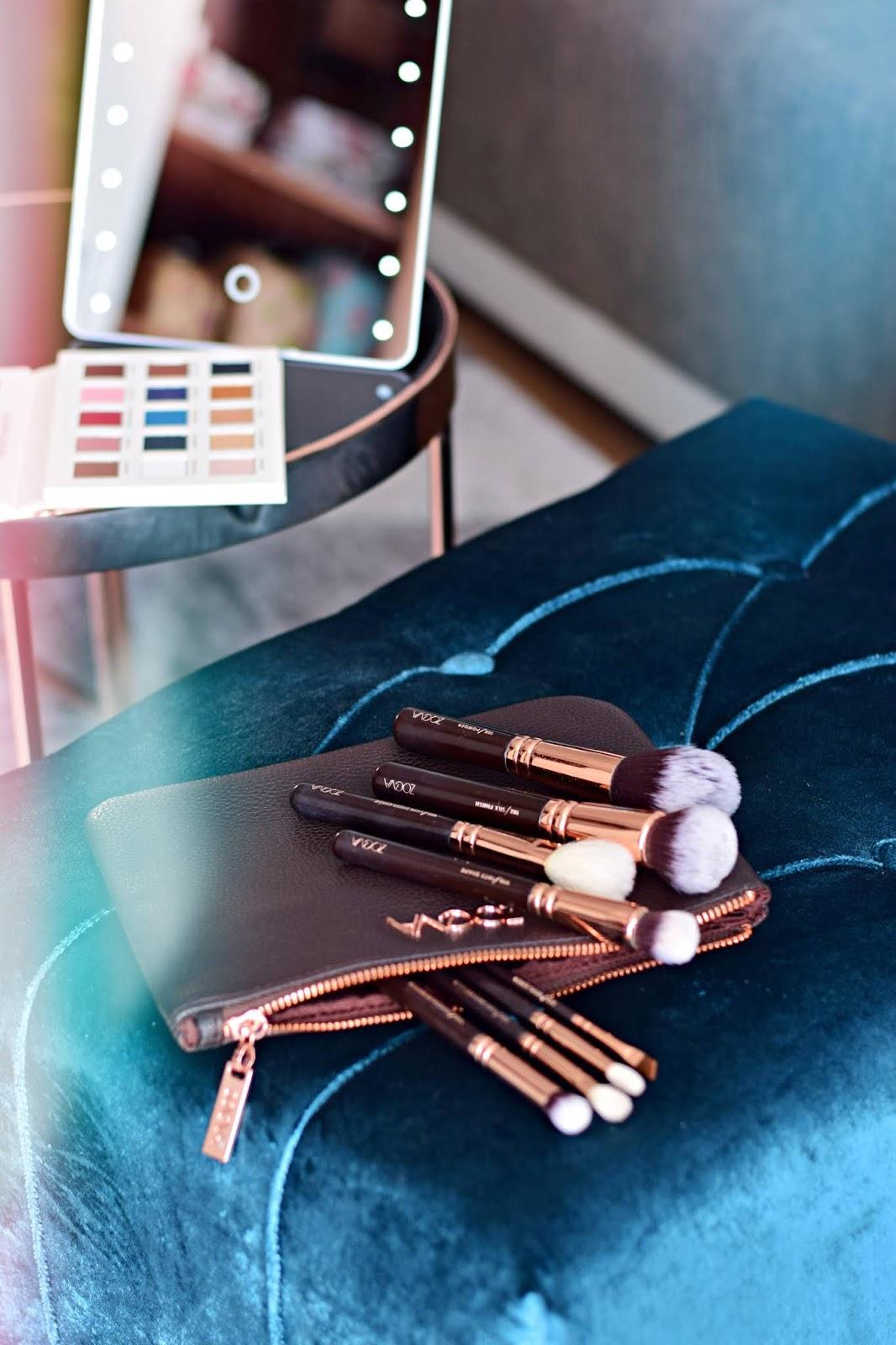 Cała prawda o pędzlach Zoeva | Zestaw Rose Golden Luxury Set Vol. 1 po 4 latach używania - aktualizacja