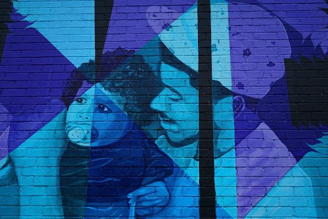 Mural Geometris