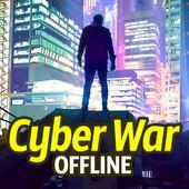 Download Cyber War: Cyberpunk Reborn (Offline ARPG) For Android XAPK