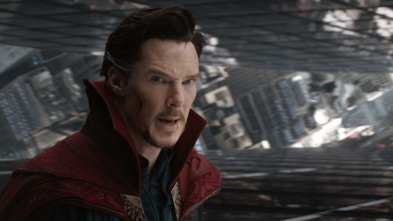 A Mighty Fine Blog Film Review Doctor Strange 2016