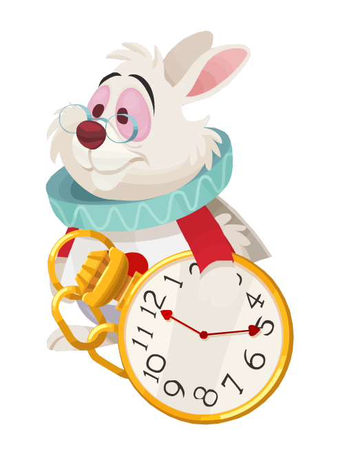 Disney Alice in Wonderland Rabbit illustration, Alices Adventures in Wonderland Kingdom Hearts u03c7 White Rabbit, Alice In Wonderland, food, fictional Character png by: pngkh.com