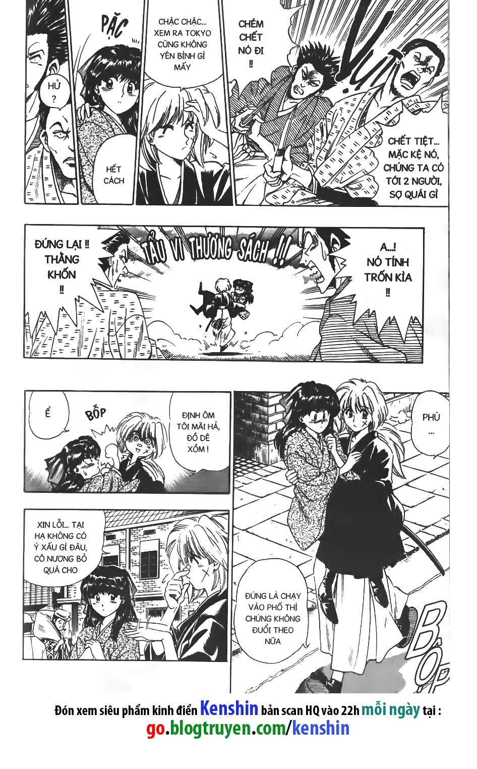 Rurouni Kenshin chap 6.5 trang 5