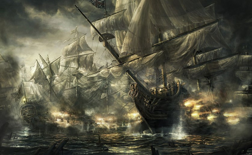 Sejarah dan Fakta Lengkap Mengenai Bajak Laut (Pirates) Pirates of Carribean Sea