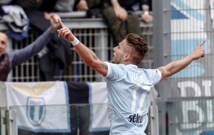 Risultati Serie A: goleada Lazio, poker Torino, Tris dell'Inter. Tra poco Sassuolo-Napoli e stasera Juve-Milan