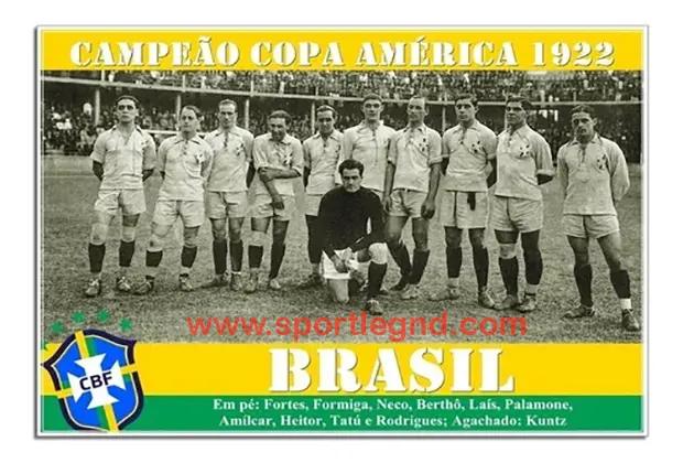 كوبا امريكا البرازيل 1922