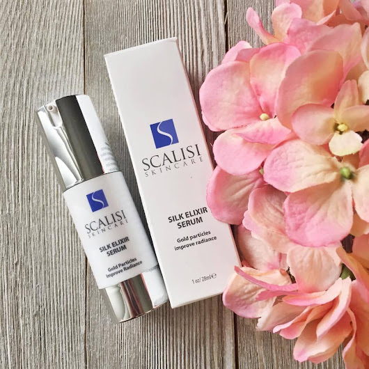Review: Scalisi Skincare Silk Elixir Serum